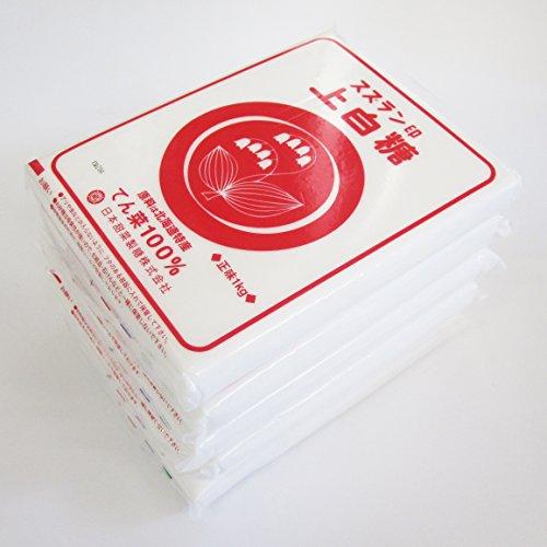 スズラン印 上白糖 (てんさい糖) 5kg 【北海道産ビート100%】