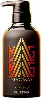 MAGMAS(マグマス) メンズ 亜鉛導入 シャンプー ボリュームアップ & スカルプケア エナジーハーブタイプ 400ml