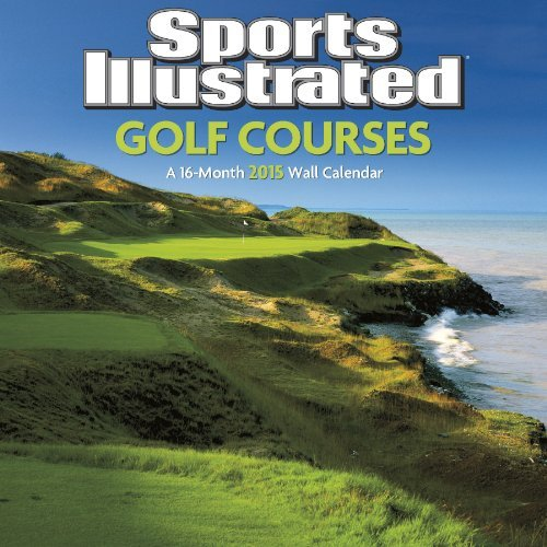 Sports Illustrated Gold Courses 2015 Premium Wall Calendar by Trends International (2014-08-01)