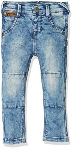 Name It Nmmtheo Dnmclas 1002 Pant Noos Jeans, Bleu (Light Blue Denim), 80 Bébé garçon