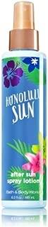 Bath & Body Works After Sun Spray Lotion Honolulu Sun