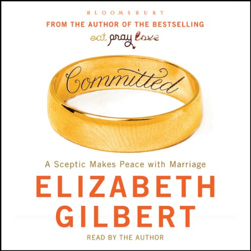 Committed audiobook cover art