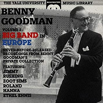 The Yale University Archives, Volume 3: Big Band in Europe