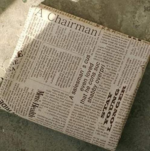 KIU Patchwork linnen stof katoen afdrukken Engels letter per meter DIY bank tafelkleed gordijn achtergrond