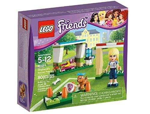 LEGO Friends 41011 - Fußballtraining mit Stephanie