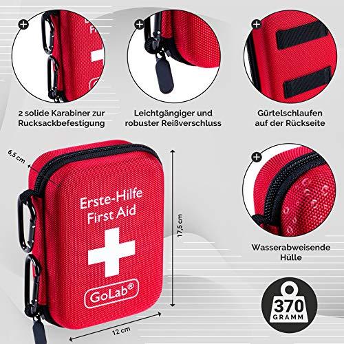 Erste Hilfe Set Outdoor, Sport & Reisen für die optimale Erstversorgung - 4