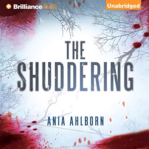 The Shuddering  By  cover art