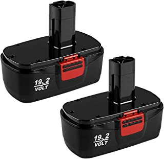 sears craftsman rechargeable batteries