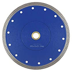 professional Ultra-thin tile grinder for 7 inch tile blades, porcelain blade dry or wet ceramic diamonds