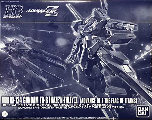 Bandai 1/144 HG RX-124 Gundam TR-6 Haze