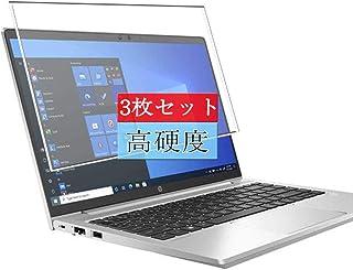 3枚 Sukix フィルム 、 HP ProBook 650 G8 15.6インチ 向けの 液晶保護フィルム 保護フィルム シート シール(非 ガラスフィルム 強化ガラス ガラス )