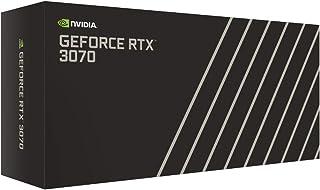 NVIDIA GeForce RTX 3070 8GB GDDR6 PCI Express 4.0 Graphics Card - Dark Platinum and Black