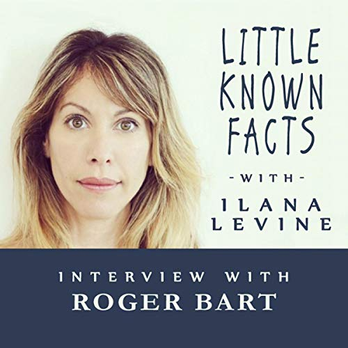 Little Known Facts: Roger Bart audiobook cover art