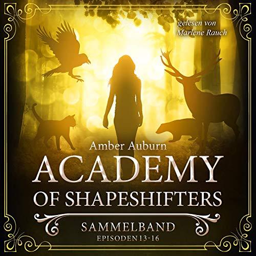 Academy of Shapeshifters - Sammelband 4 Titelbild