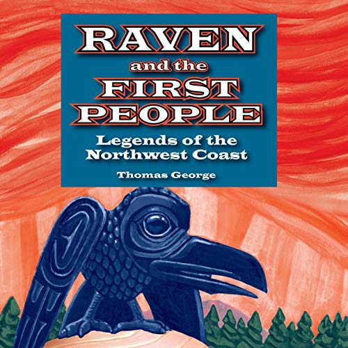 Raven and the First People cover art