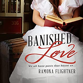 Banished Love audiobook cover art