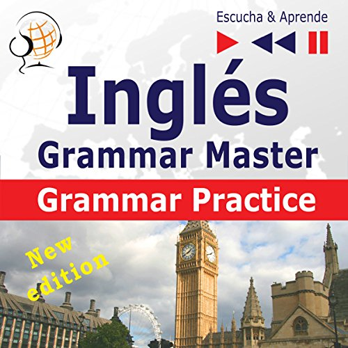 Inglés Grammar Master - Grammar Practice - New Edition  By  cover art