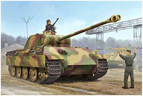 Trumpeter 000928 German Panther G Plastikmodellbausatz, Farbig