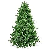 DekoLand Deluxe Pe Spritzguss Weihnachtsbaum künstlich 210 cm 1174 Zweige