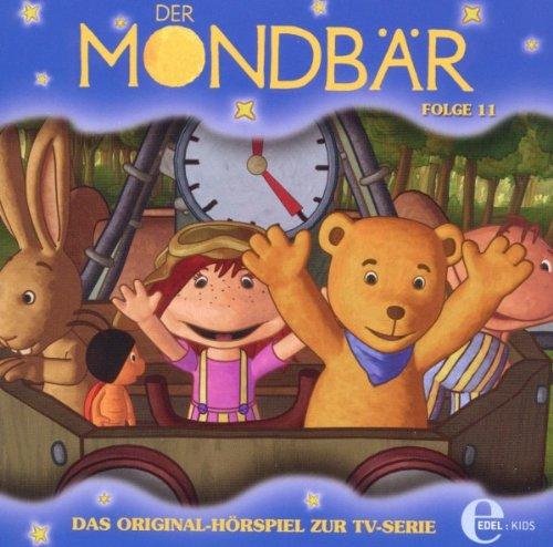 Der Mondbär - Folge 11 - Das Original-Hörspiel zur TV-Serie