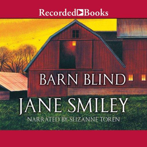 Barn Blind  audiobook cover art