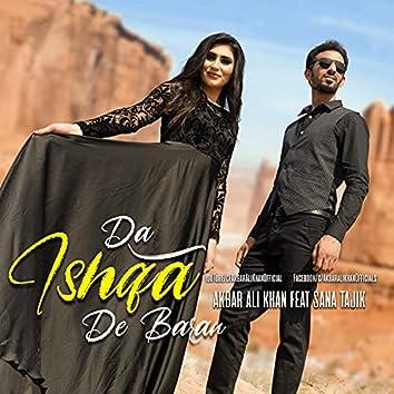 Da Ishqa De Baran Akbar Ali Khan Feat Sana Tajik