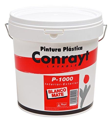 Conrayt 404-32-Vernice, colore: bianco opaco