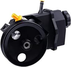 SCITOO Power Steering Pump Compatible for 2006 2007 2008 2009 2010 2011 Chevrolet Impala, 2006 2007 Chevrolet Monte Carlo 20-69989 Power Assist Pump