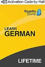 rosetta stone german level 1-5
