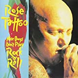 Rose Tattoo: Nice Boys Don't Play Rock N Roll (Audio CD)