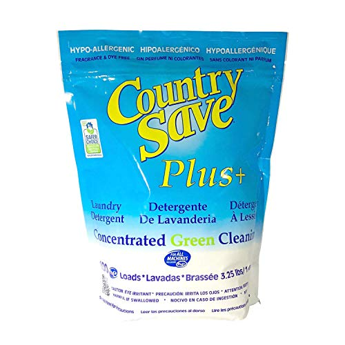 Country Save Powdered Laundry Detergent Plus