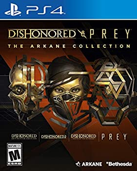 Dishonored and Prey: The Arkane Collection for PS4 or Xbox One