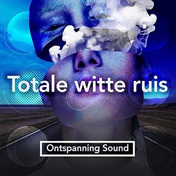 Totale witte ruis