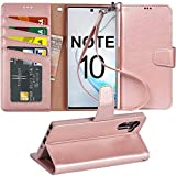 Arae Wallet Case for Samsung Galaxy Note 10 / Note 10 5G PU...