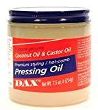 Dax Pressing Oil 7.5oz Jar (3 Pack)
