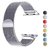 VIKATech Bracelet de Remplacement Compatible avec Apple Watch 44mm 42mm | Bracelet en...