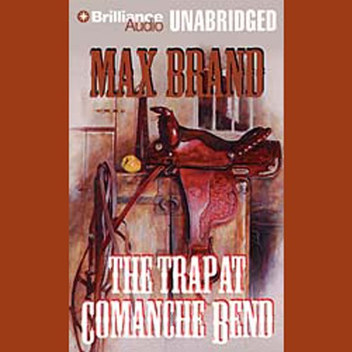 The Trap at Comanche Bend cover art