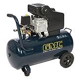 Silverline 270120 GMC Compresseur d'air 50 L 2 C.V. 1500 W, Multicolore