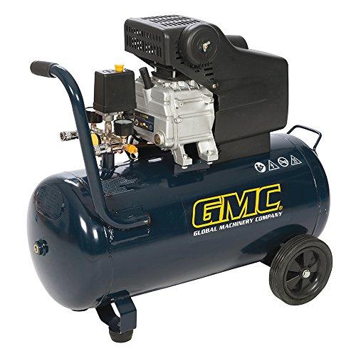 GMC GAC1500 - 2hp Air Compressor - 50Ltr Tank Capacity