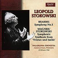 Stokowski-Brahms Wagner 1960