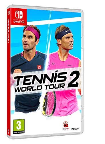 Switch di gioco Tennis World Tour 2