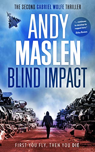 Blind Impact by Andy Maslen ebook deal