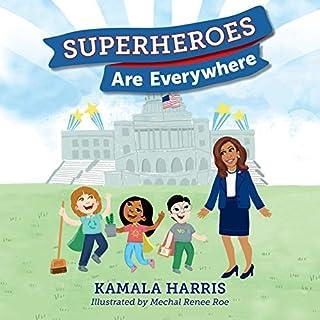 Superheroes Are Everywhere audiobook cover art