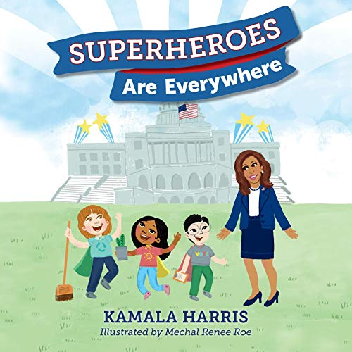 Superheroes Are Everywhere cover art