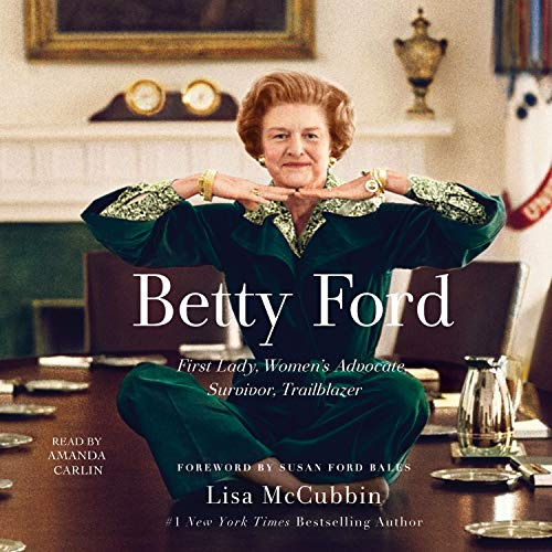 Betty Ford cover art
