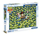 Clementoni Puzzle 1000 Piezas Impossible Toy Story 4, Multicolor (39499.9)