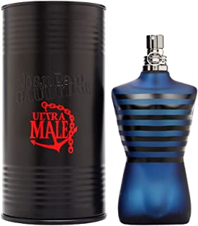 Ultra Male by Jean Paul Gaultier for Men 4.2 oz Eau de Toilette Intense Spray