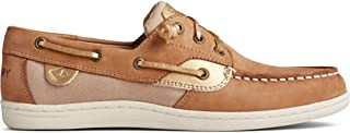 Sperry Women's Songfish Boat Shoe, Tan