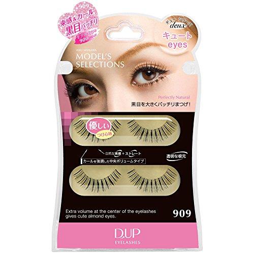 D.U.P Eyelashes Cute Eyes 909 [Badartikel]
