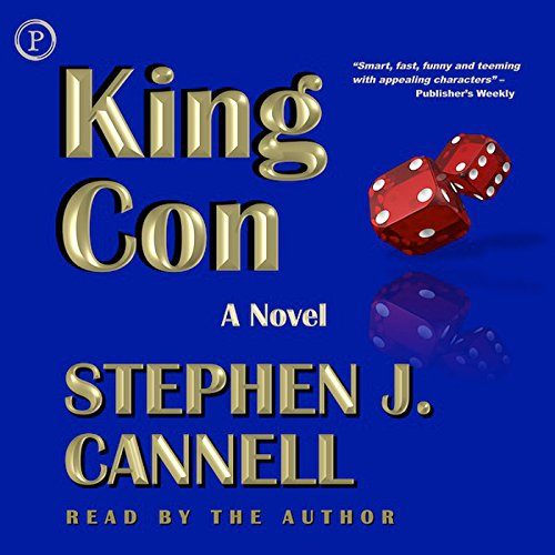 King Con audiobook cover art